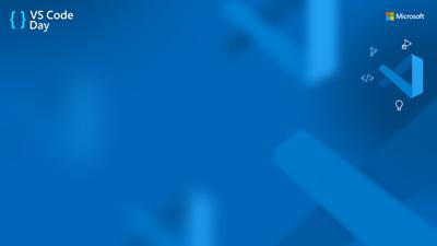 Preview of VS Code Day 2021 desktop wallpaper 1