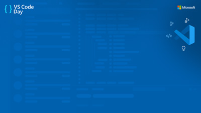 Preview of VS Code Day 2021 desktop wallpaper 2